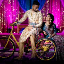 Sheena + Sapan // Baltimore Indian Wedding by Akbar Sayed Photography