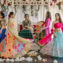 Bridal Squad // SITARA COLLECTION  by Designerz Den