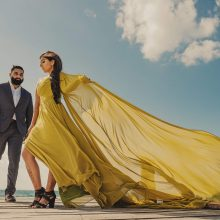 Isha + Inpreet // Cancun, Mexico Destination Indian Wedding