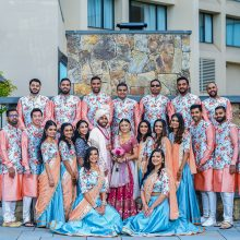 Jinel + Parth // New Jersey Indian Wedding
