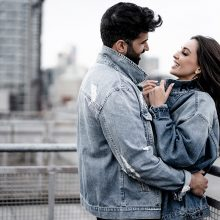 Munzil + Teenu // Vancouver Engagement Session