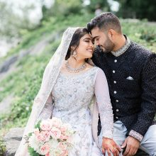 Hiba + Blal // Canadian Muslim Wedding